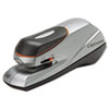 Optima Grip Electric Stapler, 20-Sheet Capacity, Silver