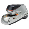 Optima Electric Stapler, 70-Sheet Capacity, Silver