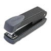 Compact Commercial Stapler, 20-Sheet Capacity, Black