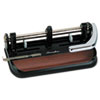 Swingline 40-Sheet Heavy-Duty Lever Action Two- to Seven-Hole Punch, 11/32 Holes