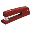 Swingline Classic 747 Full Strip Stapler, 20-Sheet Capacity, Burgundy