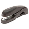 Optima Desk Stapler, 25-Sheet Capacity, Graphite