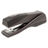 Optima Grip Full Strip Stapler, 25-Sheet Capacity, Graphite
