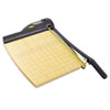 "ClassicCut Laser Trimmer, 15 Sheets, Metal/Wood Composite Base,12"" x 12"