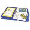 Stor-It File Folders, Letter, 1/3 Cut, Card Stock, Yellow, 3/Pack