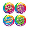 Teacher Created Resources Wear 'Em Badges, Good Work, 32/Pack