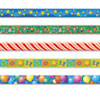 Border Trim Variety Pack, 3 x 35 Panels, Assorted Designs, 60/Set