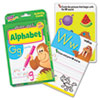 TREND Wipe-Off Activity Cards, Alphabet, 32/Pack