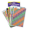 TREND SuperSpots and SuperShapes Sticker Variety Packs, Assorted Designs, 5,100/Pack