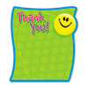 Thank You Note Pad, 5 x 5, 50 Sheets/Pad