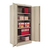 "72"" High Standard Cabinet, 36w x 24d x 72h, Putty"