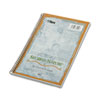 Second Nature Subject Wire Notebook, College Rule, 6 x 9-1/2, WE, 80 Sheets