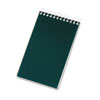 TOPS Narrow-Ruled Memo Book, 3 x 5, White, 50-Sheet Pads