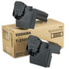 T2500 Toner, 7500 Page-Yield, 2/Pack, Black