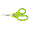 Westcott Kids Scissors With Antimicrobial Protection, Assorted Colors, 5