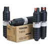 T6510 Toner, 15000 Page-Yield, 4/Pack, Black