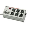 ISOTEL6ULTRA Isobar Surge Suppressor Metal RJ11, 6 Outlet, 6ft Cord, 3330 Joules