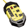 Tripp Lite TLM812SA Safety Surge Suppressor, 8 Outlet, OSHA, 12ft Cord, 1500 Joules