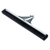 Heavy-Duty Water Wand Squeegee, 22&quot; Wide Blade