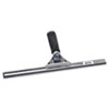 Pro Stainless Steel Window Squeegee, 14&quot; Wide Blade