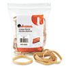 Rubber Bands, Size 64, 3-1/2 x 1/4, 80 Bands/1/4lb Pack