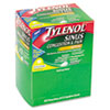 Sinus Caplets, 50 Two-Packs/Box