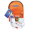 PhysiciansCare Emergency Preparedness First Aid Backpack, Contains 43 Pieces