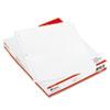 Universal Economy Tab Dividers, 5-Tab, Letter, White, 36 Sets/Box