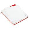 Universal Economy Tab Dividers, 8-Tab, Letter, White, 24 Sets/Box