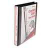 Universal One Comfort Grip Deluxe Plus D-Ring View Binder, 1