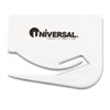 Universal Letter Slitter Hand Letter Opener w/Concealed Blade, 2 1/2