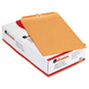 Kraft Clasp Envelope, Side Seam, 28lb, 10 x 15, Light Brown, 100/Box
