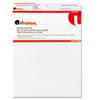 Universal Self-Stick Easel Pads, Unruled, 25 x 30, White, 2 30-Sheet Pads/Carton