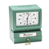 Acroprint 012070413 Model 150 Analog Automatic Print Time Clock with Month/Date/0-23 Hours/Minutes ACP012070413 ACP 012070413