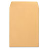 Catalog Envelope, Side Seam, 9 x 12, Light Brown, 250/Box