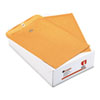 Kraft Clasp Envelope, Side Seam, 32lb, 9 1/2 x 12 1/2, Light Brown, 100/Box