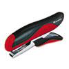 Universal Plier Stapler, 20-Sheet Capacity, Black/Red