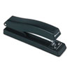 Economy Full Strip Stapler, 12-Sheet Capacity, Black