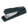 Full Strip Stapler, 15-Sheet Capacity, Black