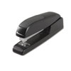 Universal One Executive Full Strip Stapler, 20-Sheet Capacity, Black