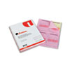 Universal Wirebound Message Books, 3-3/16 x 5 1/2, Two-Part Carbonless, 200-Set Book