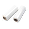 "Universal Handwrap Stretch Film, 14"" x 1500ft Roll, 20mic (80-Gauge), 4/Carton"