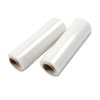 Universal Handwrap Stretch Film, 16w x 1500' Roll, 20 mic (80 Gauge), 4 Rolls/Carton
