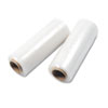 "Handwrap Stretch Film, 14"" x 2000ft Roll, 15 mic (60-Gauge), 4/Carton"