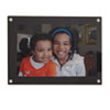 Universal One Acrylic Easel Back Magnetic Frame for 4 x 6 Insert, Black