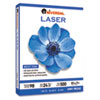Laser Paper, 98 Brightness, 24lb, 8-1/2 x 11, White, 500 Sheets/Ream