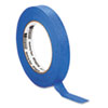 "Premium Blue Masking Tape, 3/4"" x 60 yard Roll, Blue"