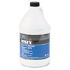 Misty Glass & Mirror Cleaner w/Ammonia, 1gal Bottle, 4/Carton