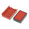 Trodat T4850 Dater Replacement Pad, 3/16 x 1, Red