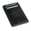 AT-A-GLANCE Desk Calendar Base for 5 x 8 Daily Tear-Off Sheet Refill, Black, EA - AAGE5800
